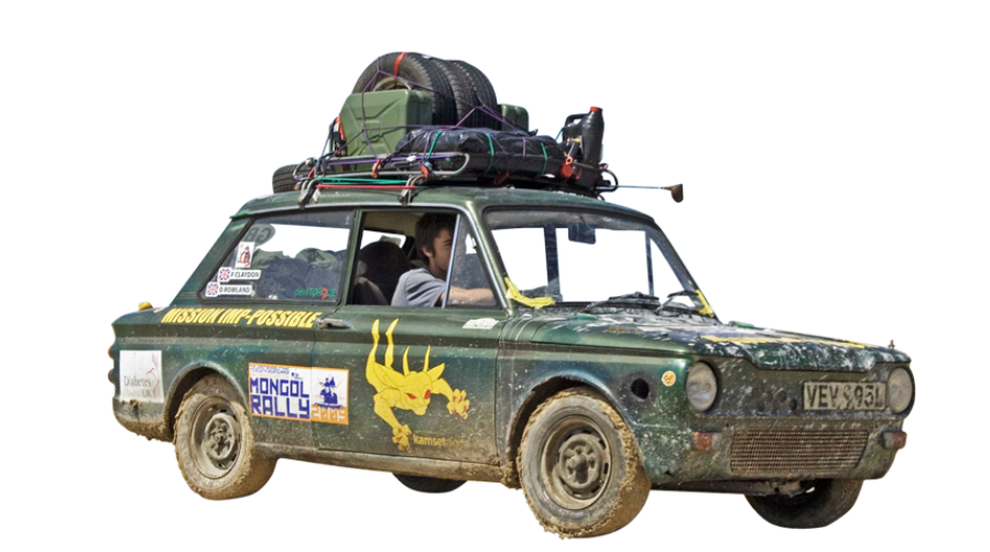 Shipping A Car >> Rally Vehicles — The Adventurists