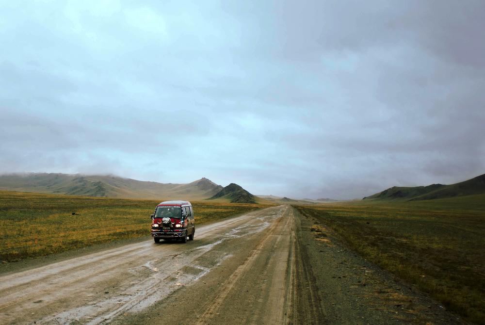South Afristans - Subaru E12