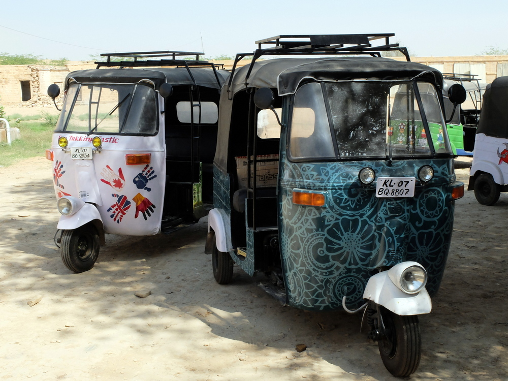Fun Tukking Tastic & Harvest India