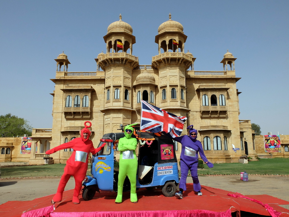 Dehli Tubbies