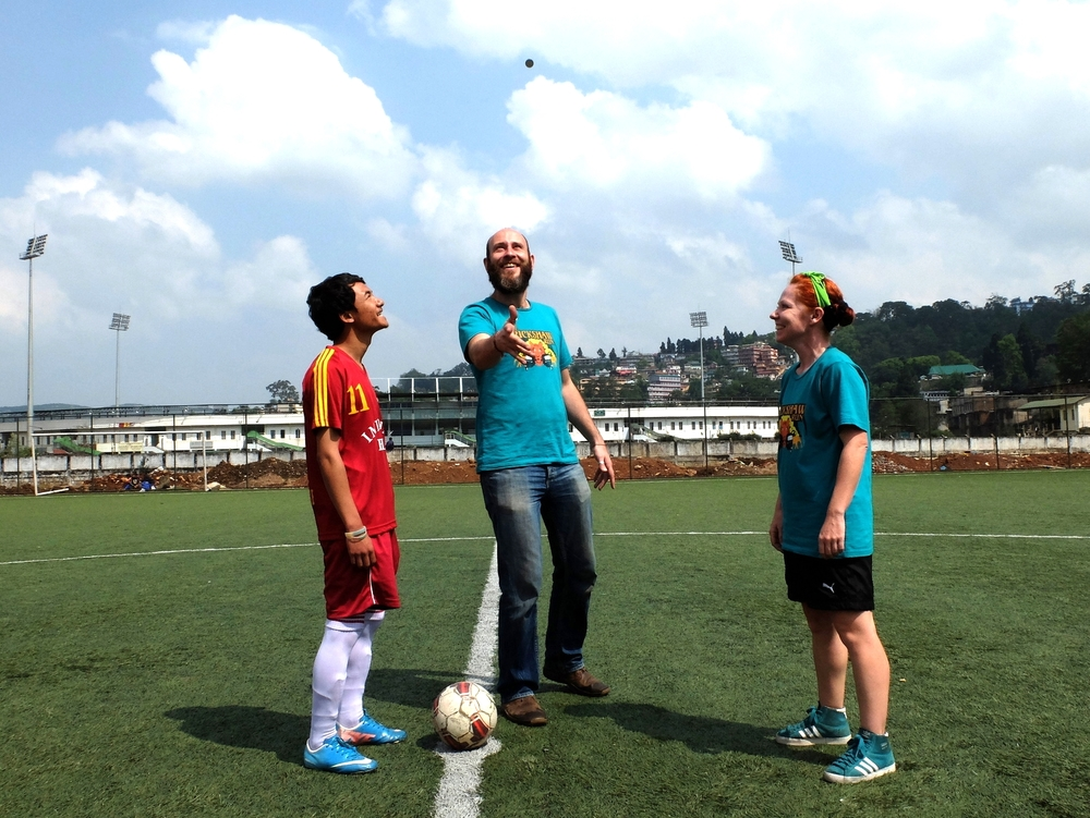 The Football Match_7_Coin toss.JPG