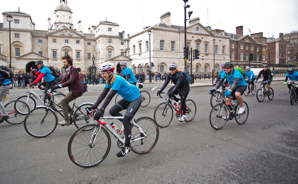 The World Cycle Race   If you want to find a bigger race, find a bigger planet   NEWS
