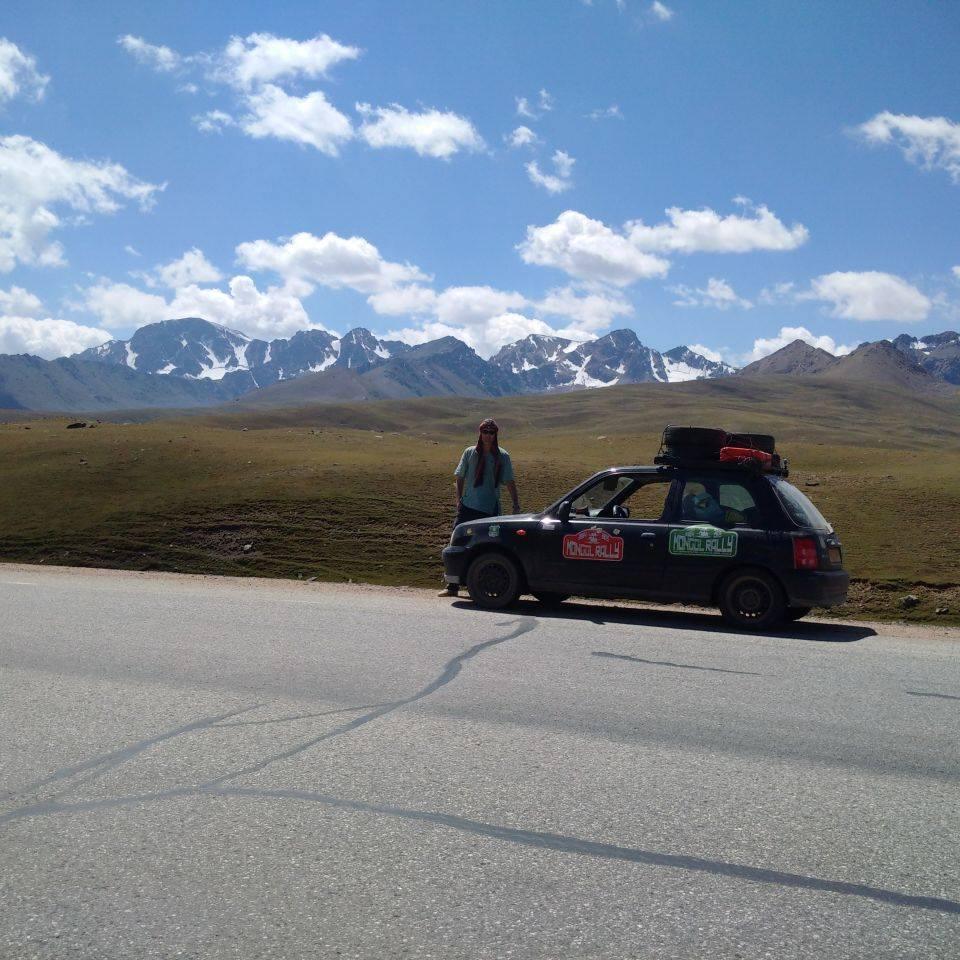 Never look Yak in Kyrgyzstan
