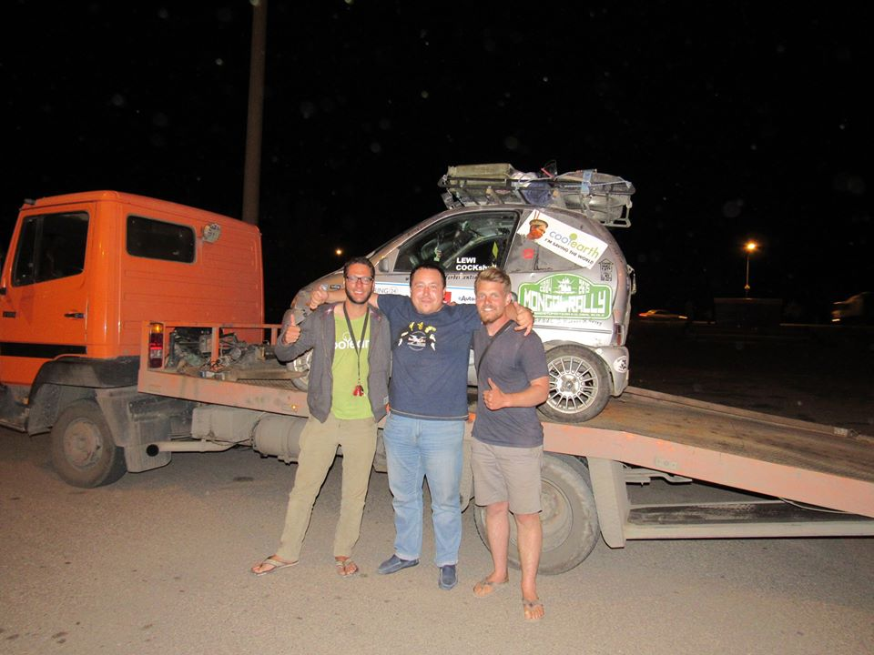 adventure for dementia 20.08.2015 on truck.jpg