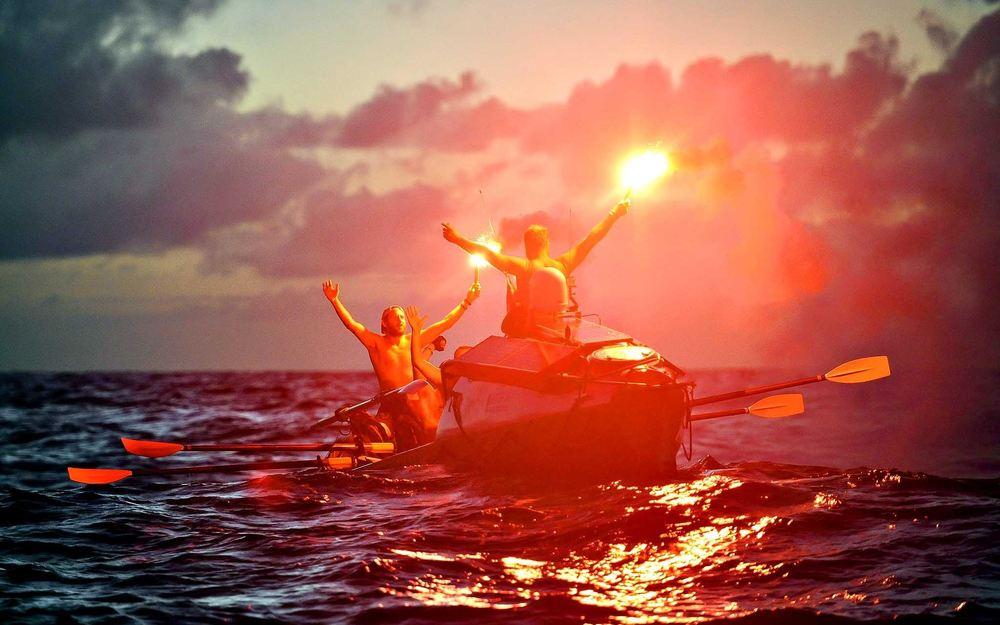 cayle celebrating the atlantic row.jpg
