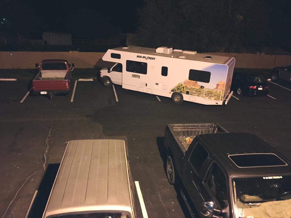 Nice parking guys