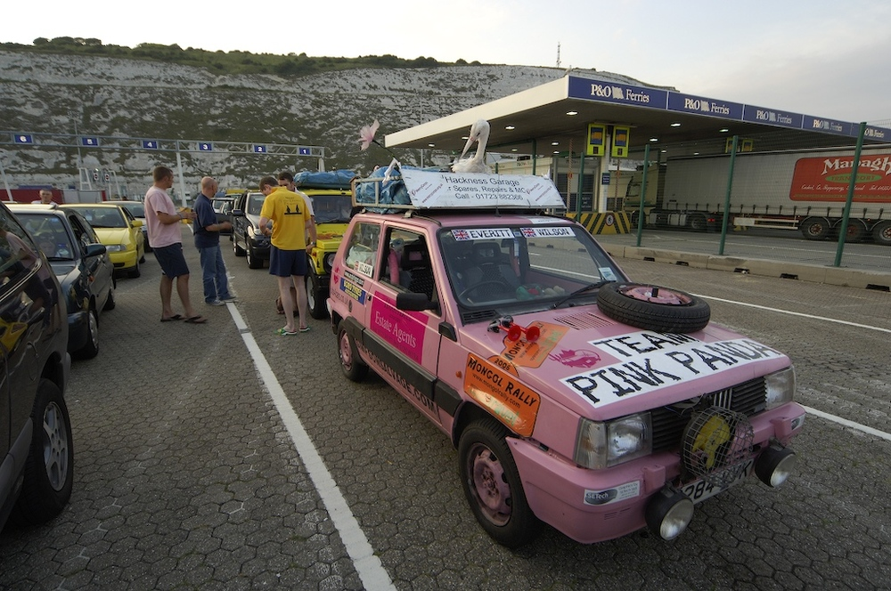 Mongol Rally 2006