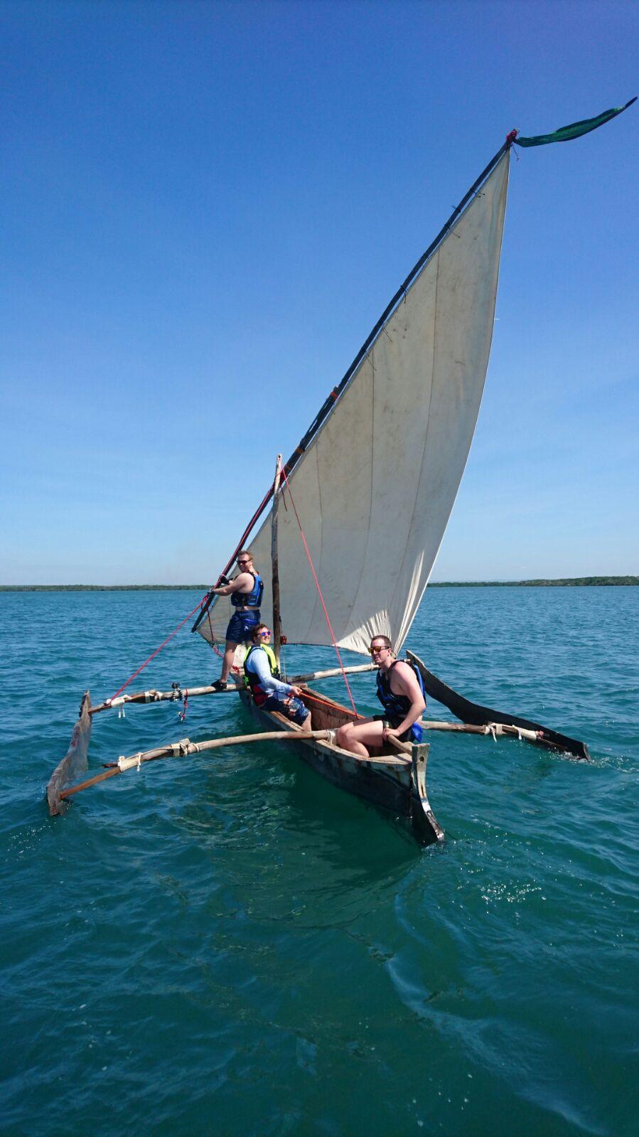 Usain Boat