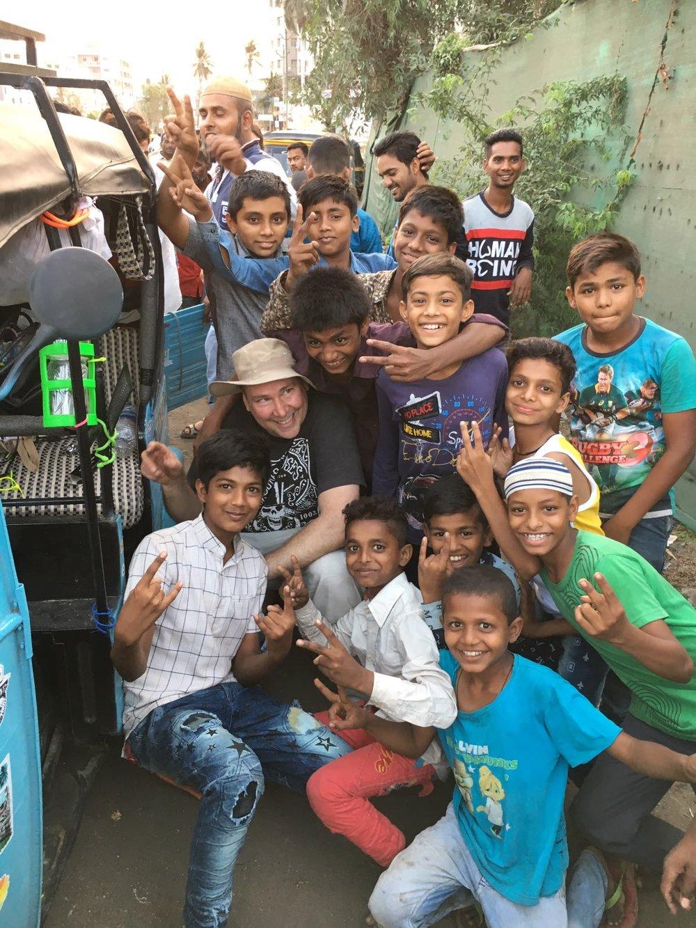 Born 2 Rickshaw Run