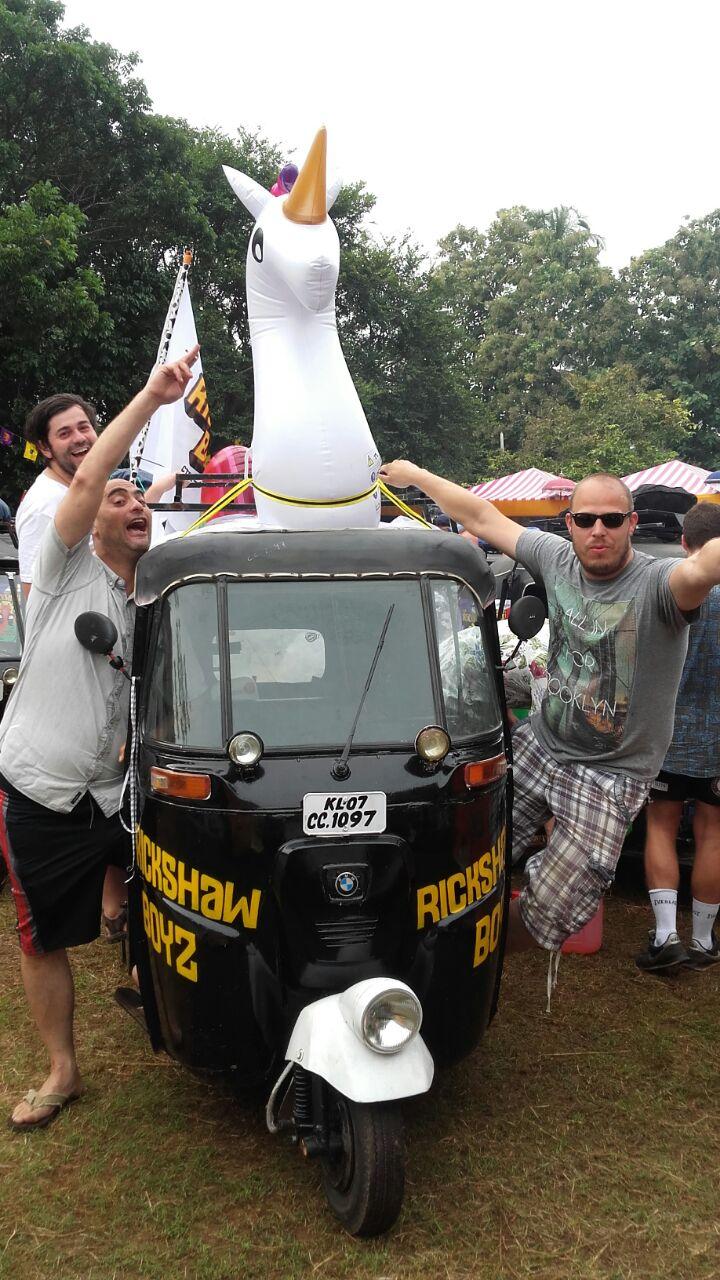 Rickshaw Boyz