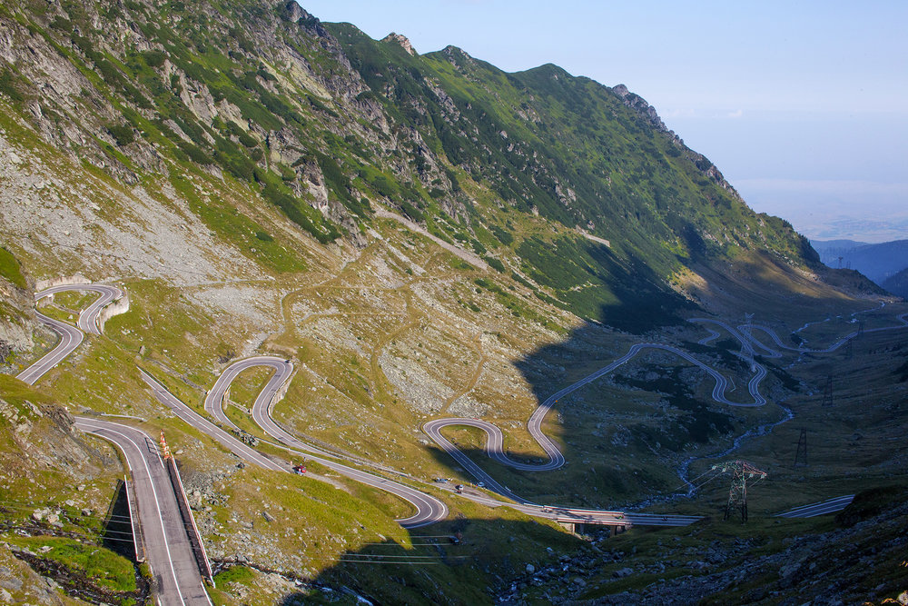 Monkey Run Romania   The best roads in the world, on the worst bikes in the universe   Find out more