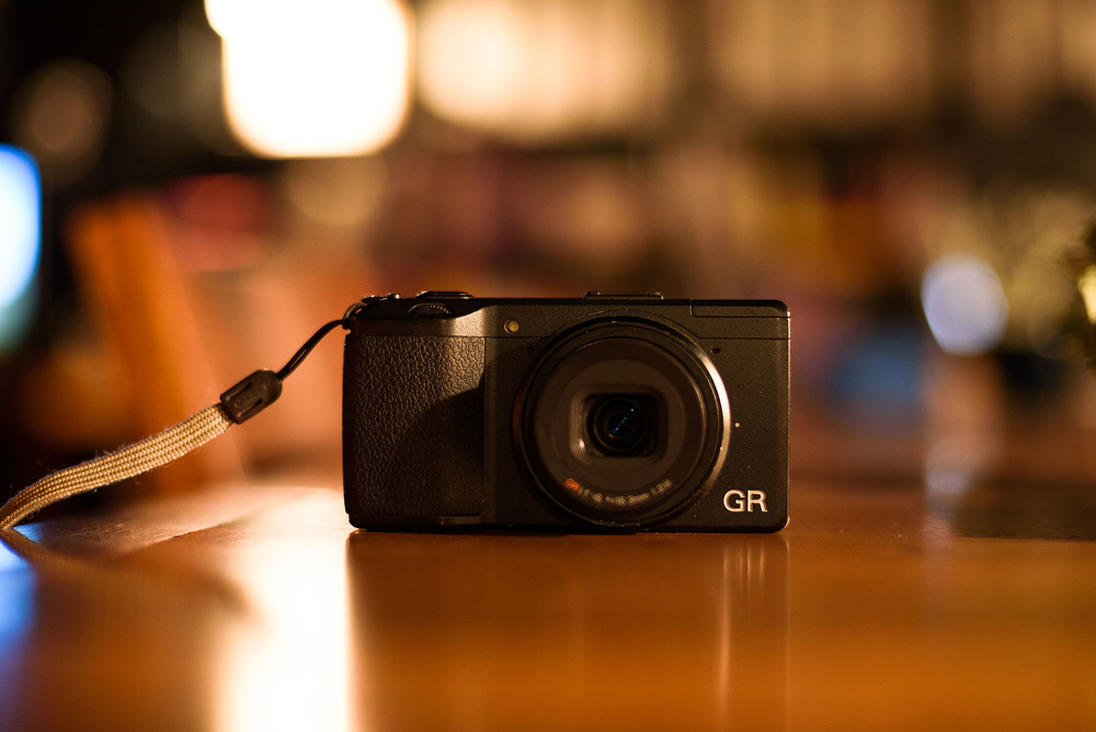 "Ricoh GR - the ""right"" compact camera"