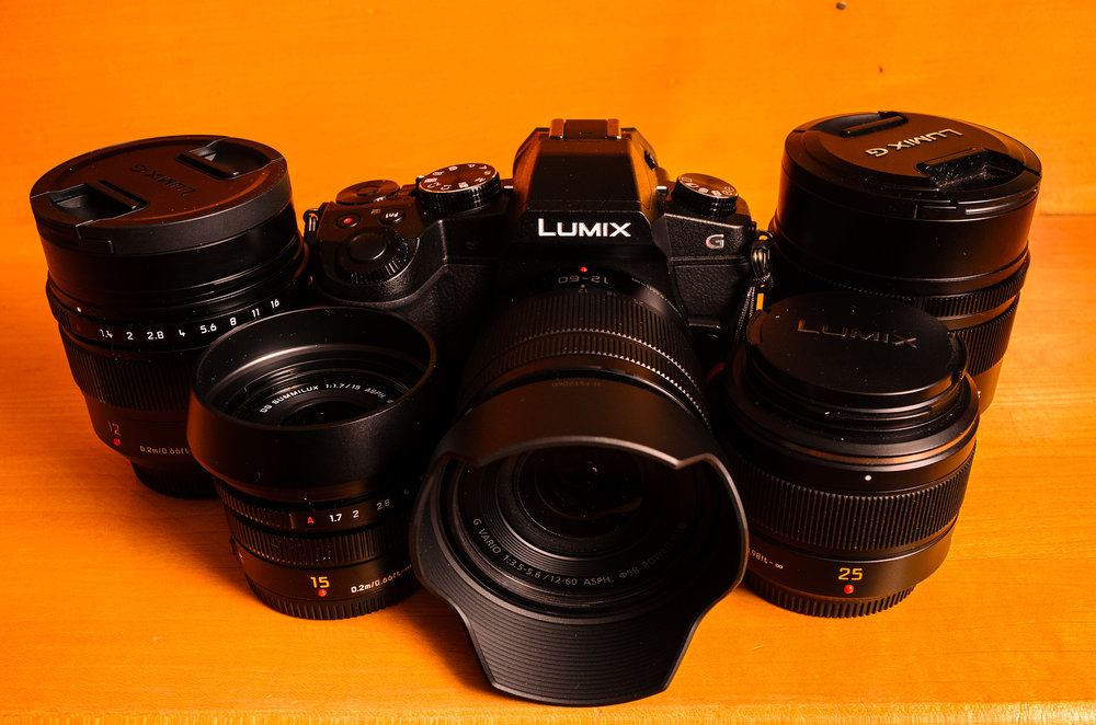This is so beautiful, look at all the leica lenses. I mean... LOOK :D