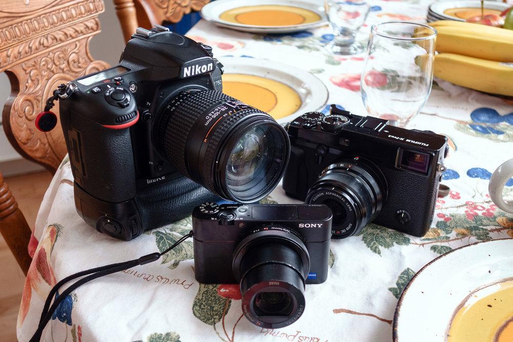 My camera lifestyle alternatives