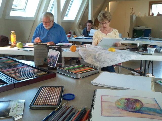 Peninsula School of Art Workshop