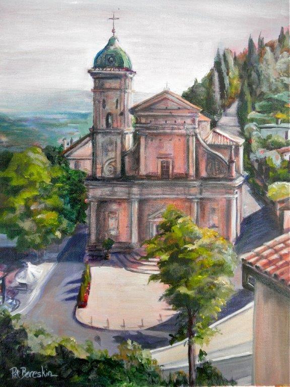 Church, Casperia
