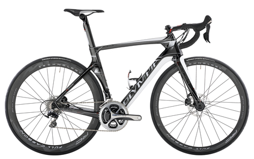 LEADER DISC FRAMESET — Stage-Race Distribution