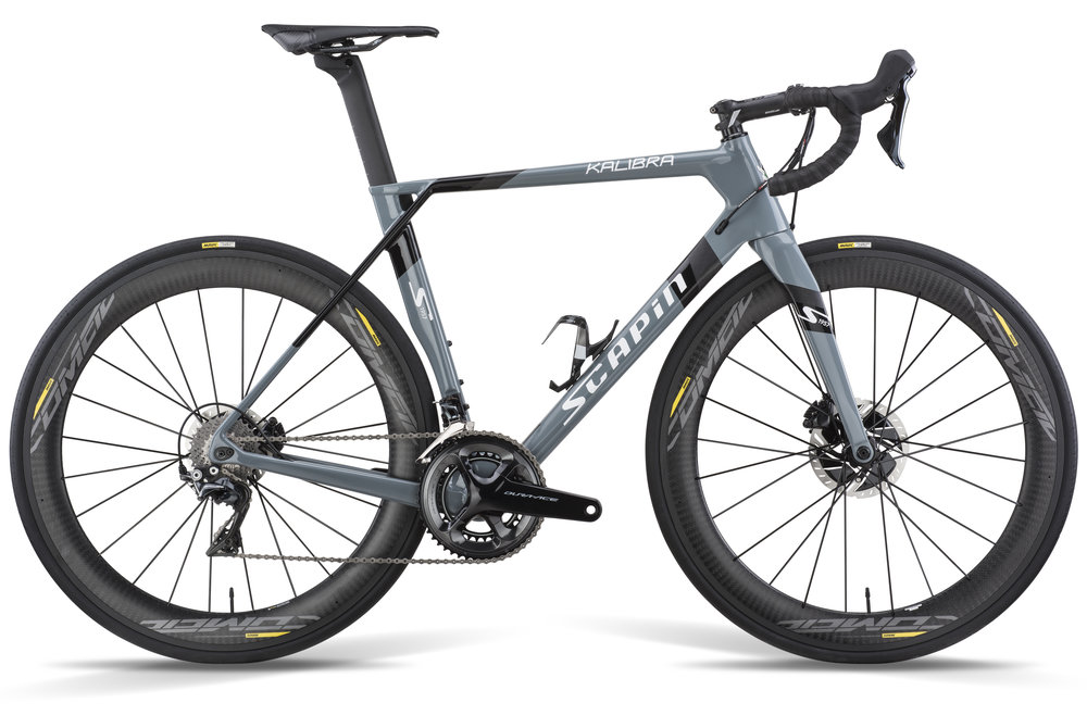 KALBIRA   / $2,699 / 990 GRAMS / HAND-PAINTED IN ITALY / MONOCOQUE AERO UD CARBON FLAT-MOUNT DISC BRAKE WITH 12X100 FRONT AND 12X142 REAR