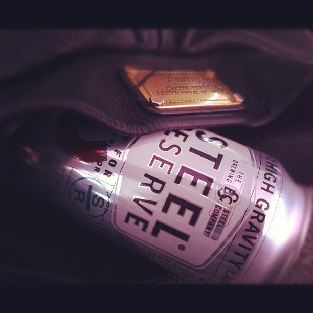 NYE purse artifacts / on Instagram  http://instagr.am/p/eCSeu/