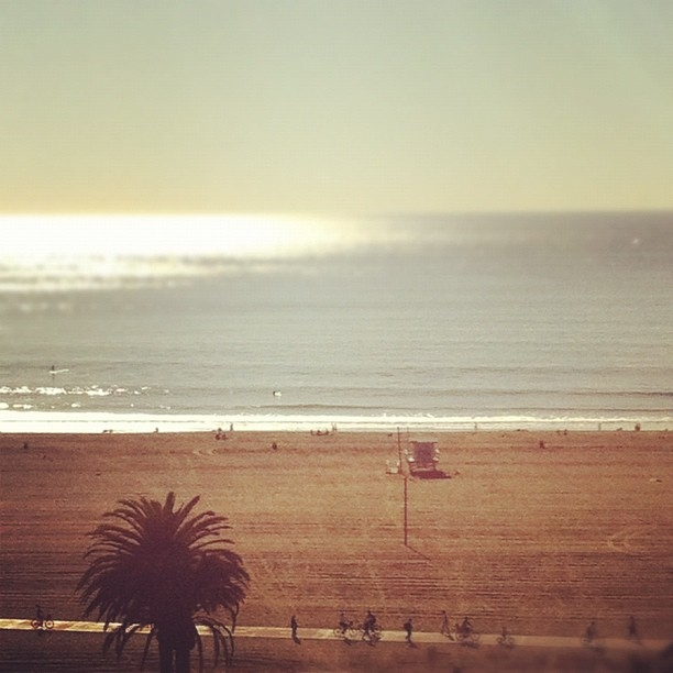 The view from here. #LA / on Instagram  http://instagr.am/p/WZyG8/