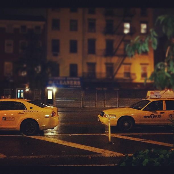 Night Shift. / on Instagram  http://instagr.am/p/POmy6/