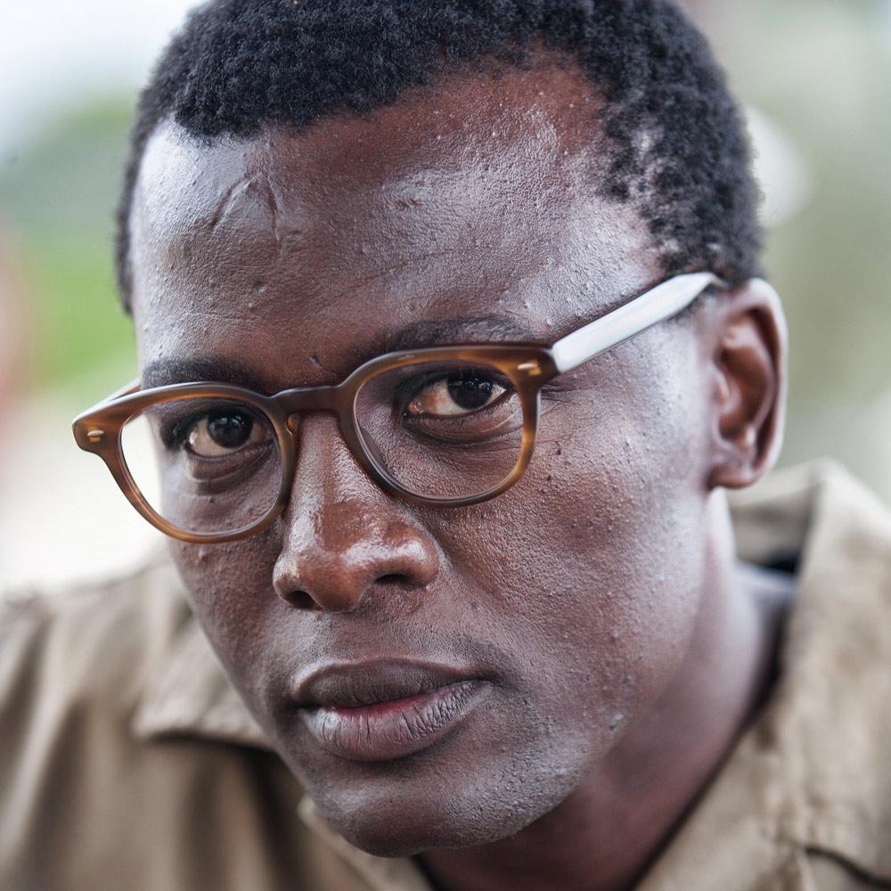 Tony Kgoroge - Walter Sisulu