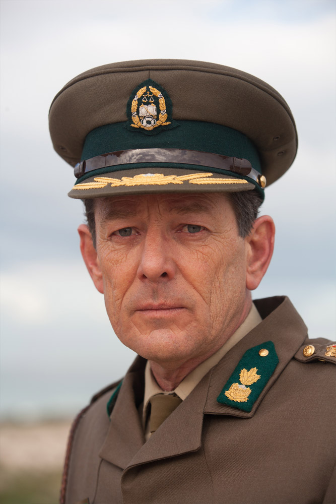 David Butler (Colonel Badenhorst)