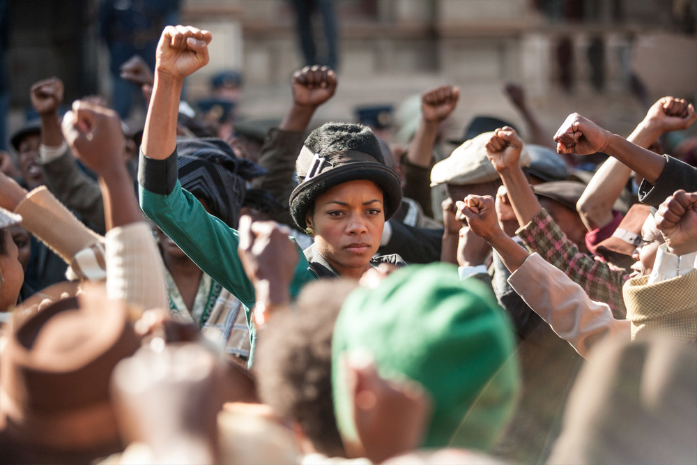 Naomie Harris (Winnie Mandela)