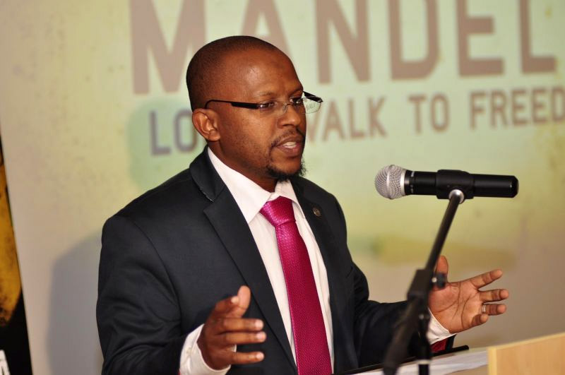 Nelson Mandela Foundation CEO, Sello Hatang
