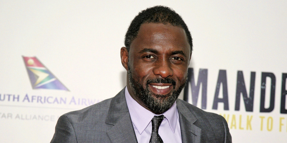 Idris Elba received the nomination for Best Actor - Motion Picture Drama for his role as Nelson Mandela / Huffington Post (p)