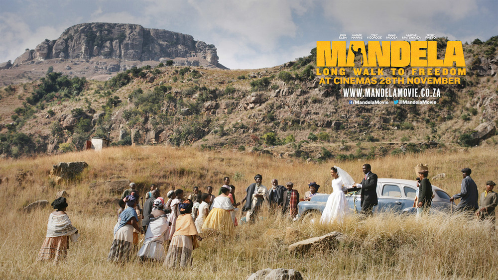 Mandela: Long Walk To Freedom received four nominations for the 45th NAACP Image Awards / Videovision Entertainment (p)