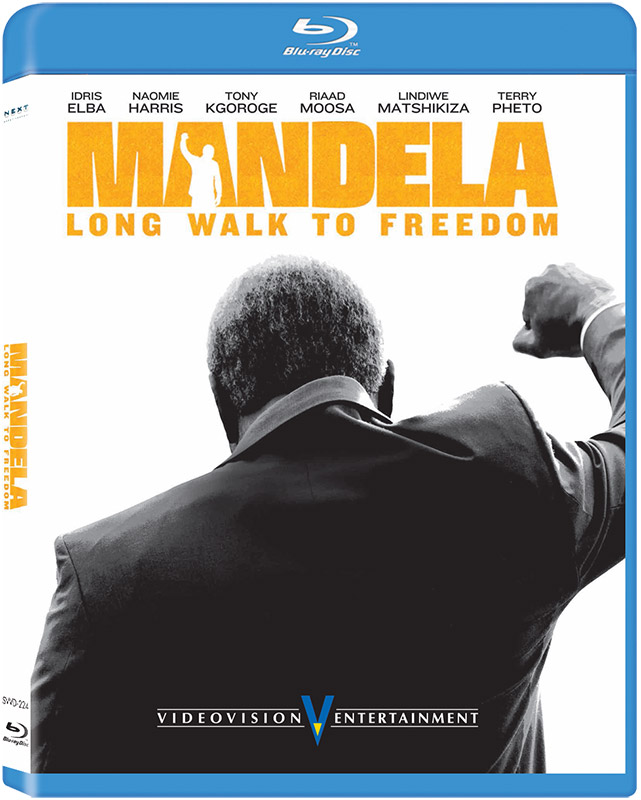 Mandela: Long Walk To Freedom Blu-ray