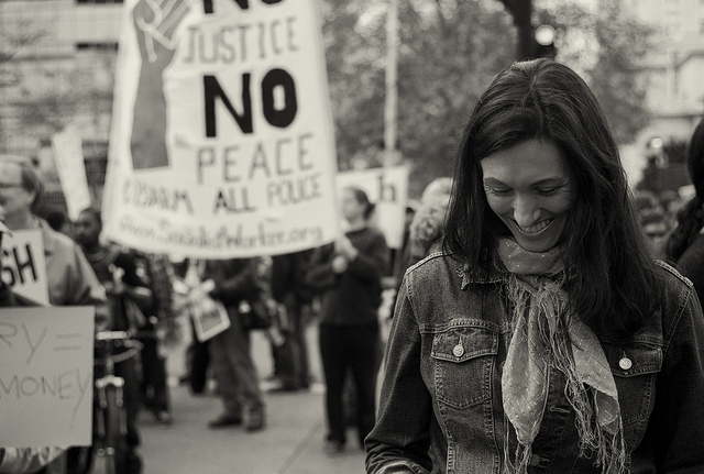 Occupy Oakland (16 of 39)  on Flickr.   Leica M8 + 40mm Summicron-C