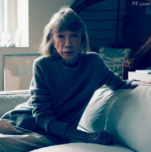 tulletulle: Joan Didion by Annie Liebovitz for Vanity Fair, October 2011