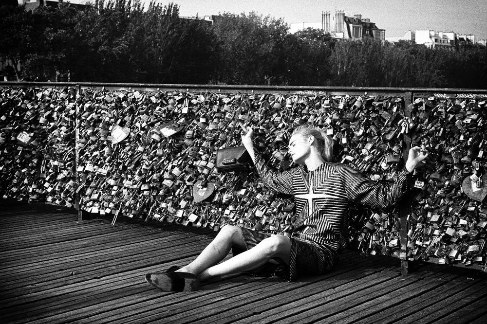 Hanne Gaby Odiele, Paris 2013