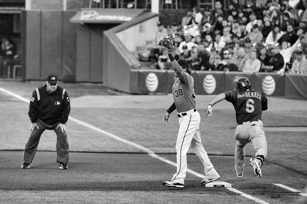 Mets vs. Giants, June 2014