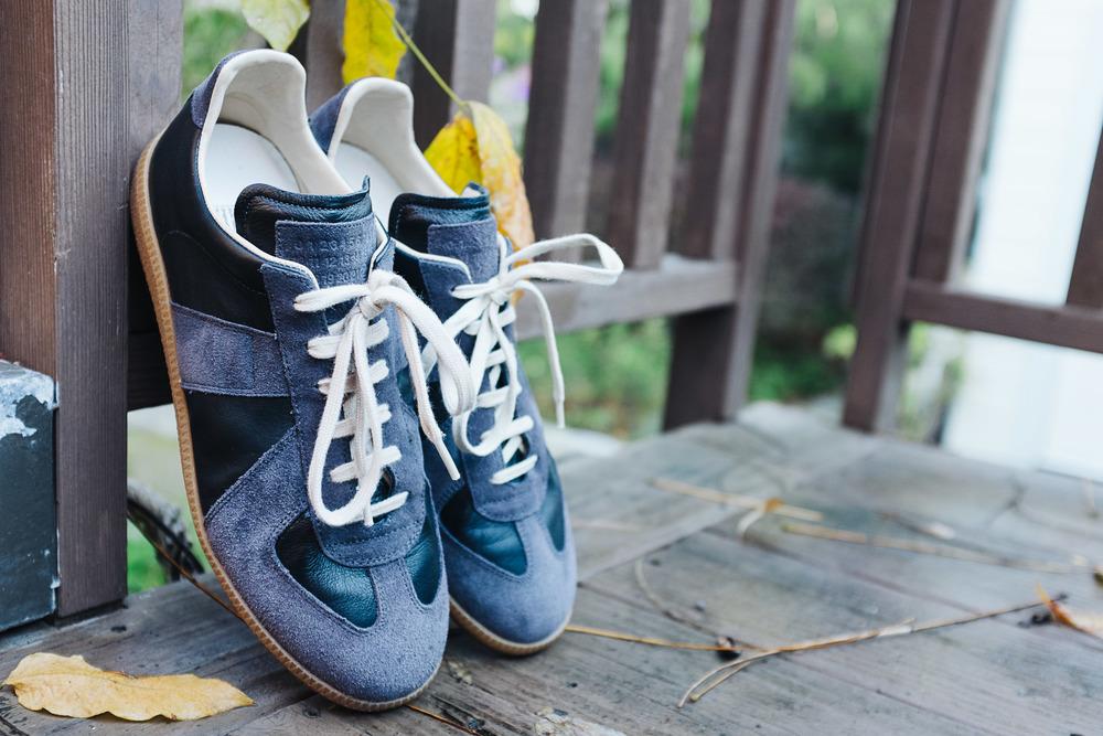white louboutins shoes - Maison Martin Margiela Replica Sneaker aka GATs \u2014 Ricky Opaterny