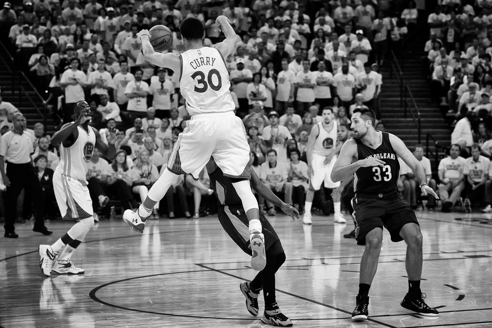 Stephen Curry, Oakland, 2016
