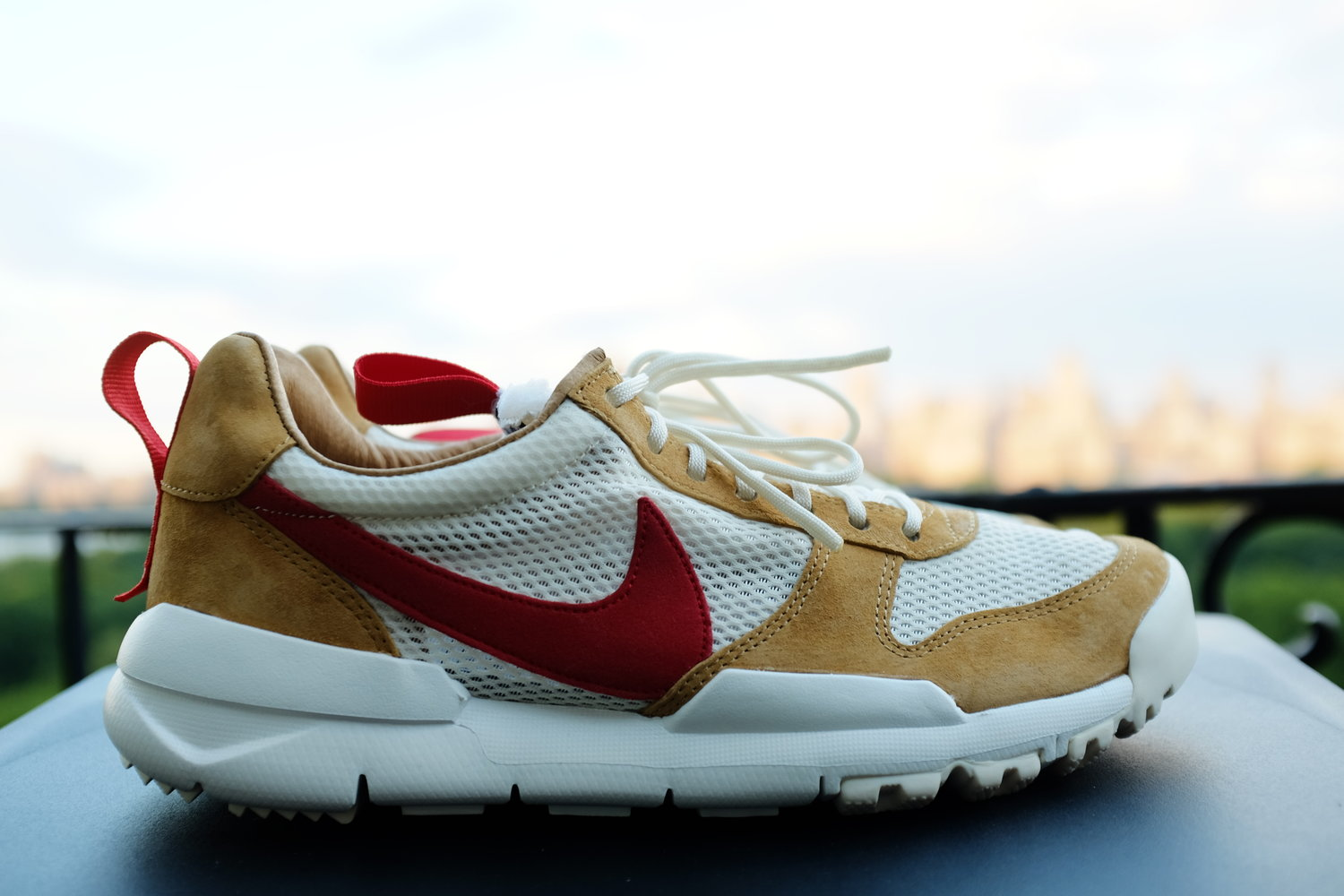 Nike launched the Mars Yard 2.0 sneaker in mid-June through a temporary  installation of Tom Sachs s Space Camp on Governor s Island. 362e3c8df