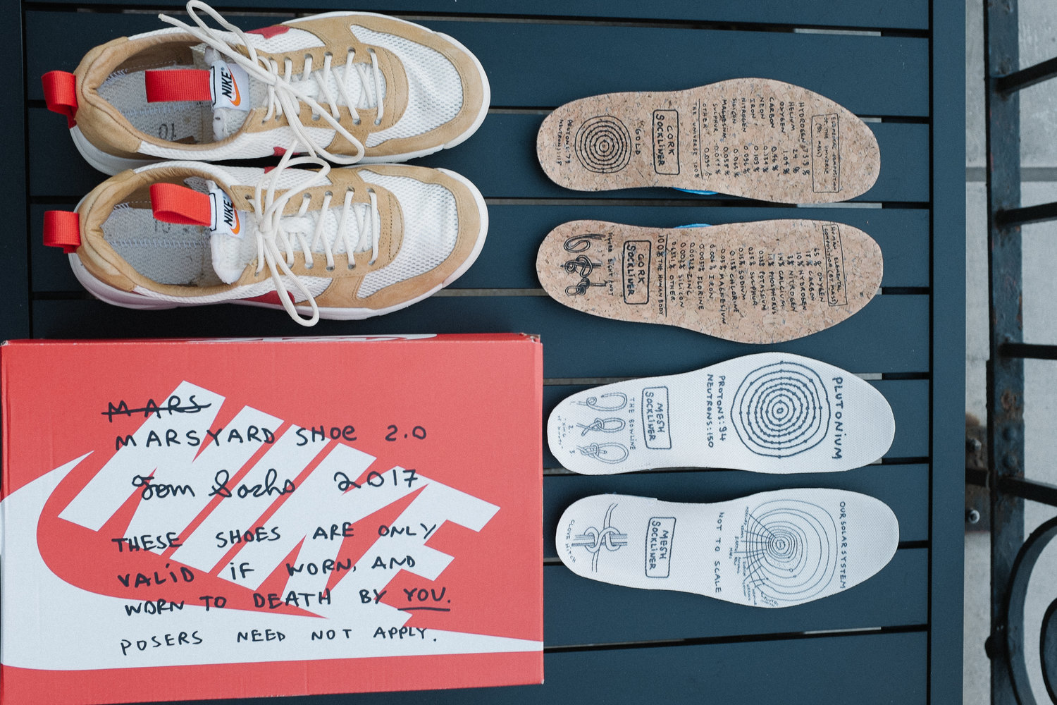 The Tom Sachs x Nike Mars Yard 2.0 is my favorite sneaker of 2017 - Review  — Ricky Opaterny be365169f692