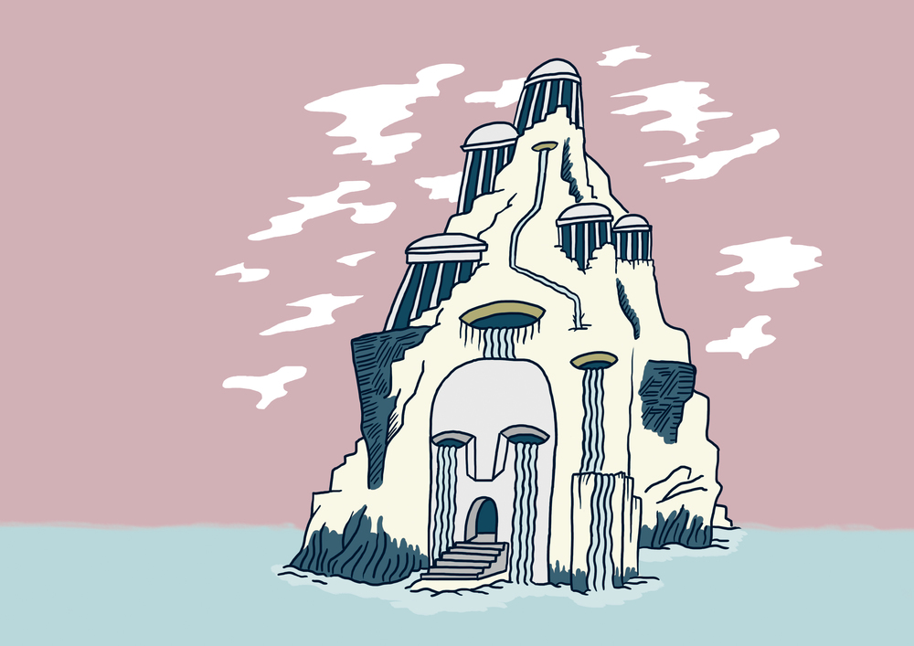 Tempelinsel