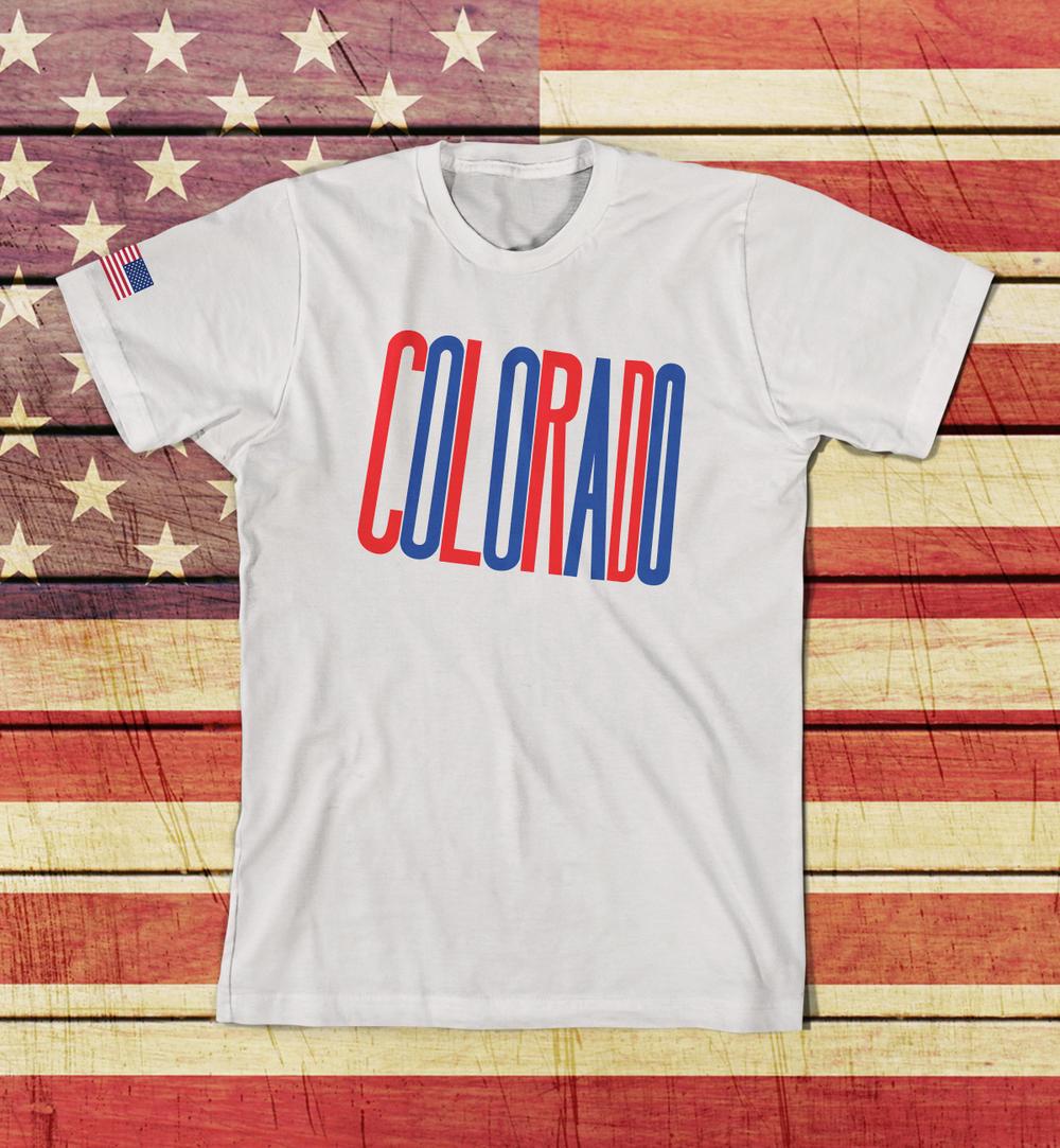 Colorado America Shirt