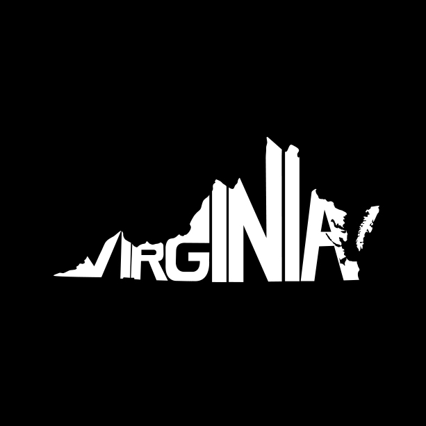 Virginia Stately Decal