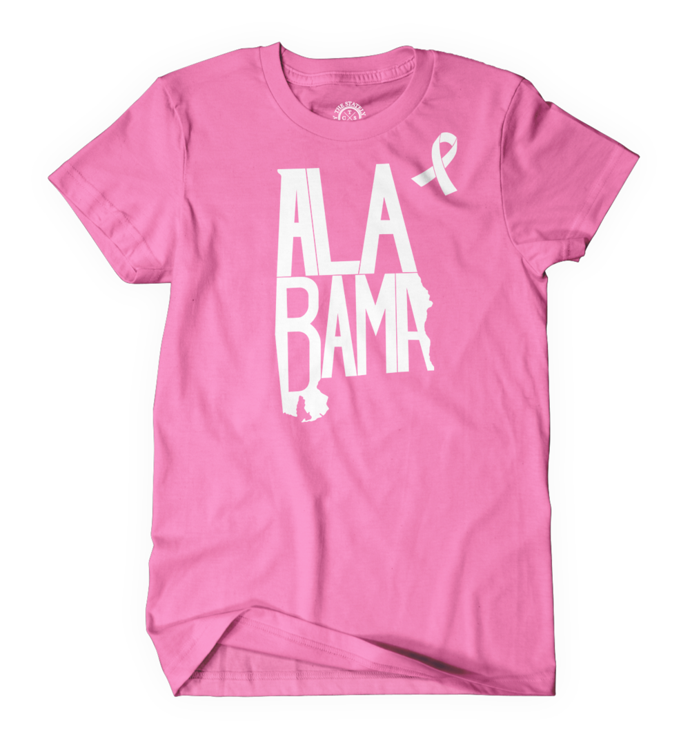 Alabama Stately Breast Cancer Awareness Collection