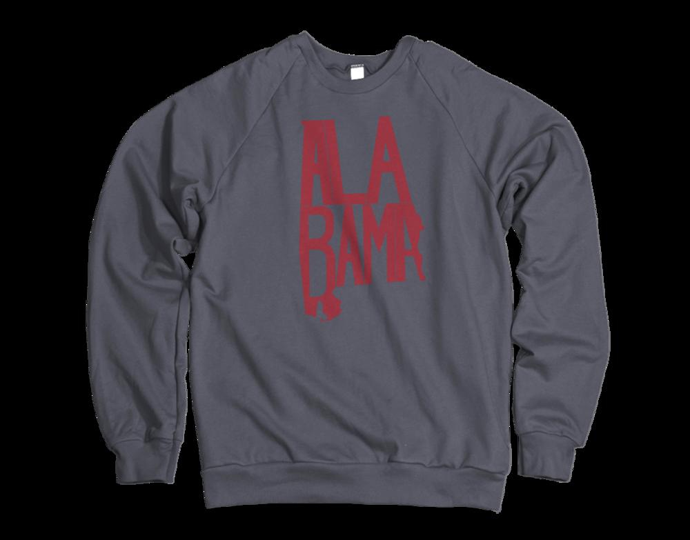 Alabama Stately Sweatshirt
