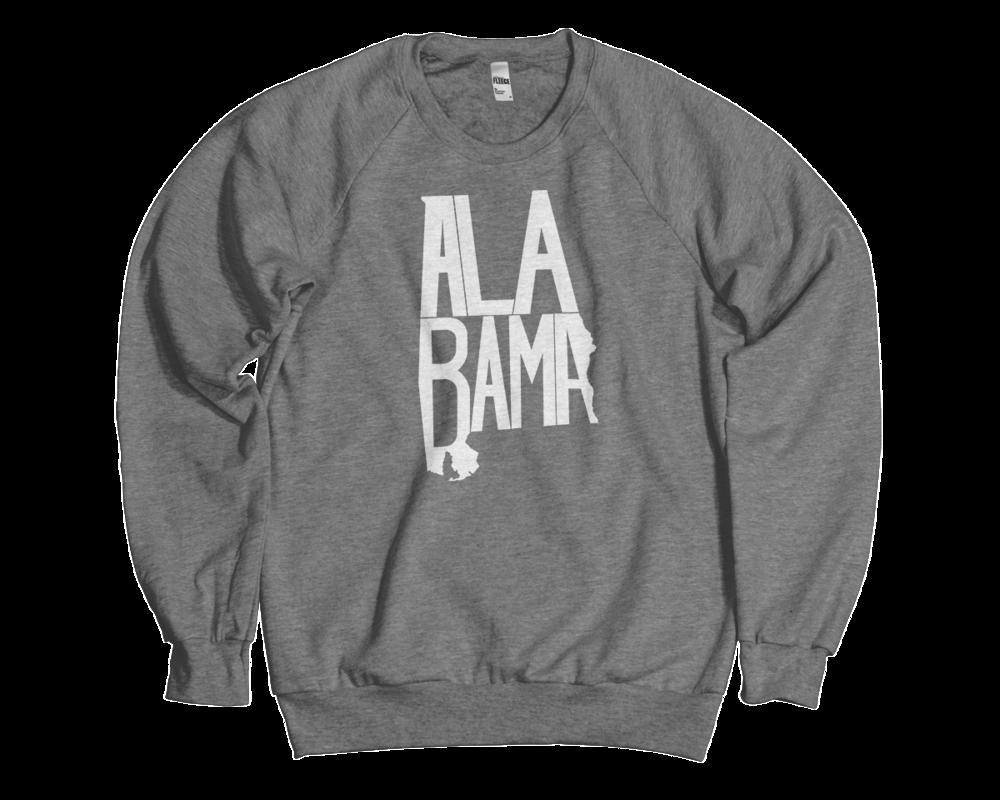 Alabama Stately Grey Collection Sweatshirt