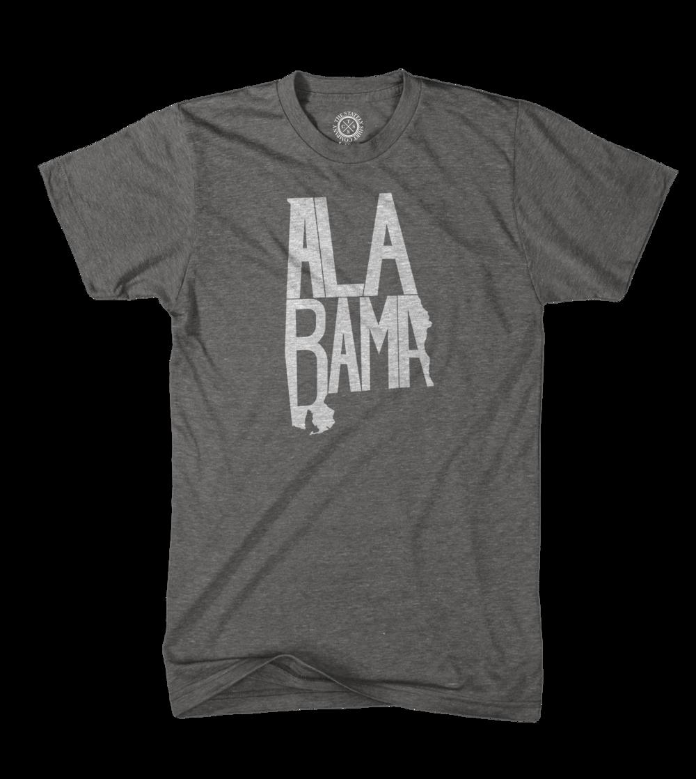 Alabama Stately Grey Collection Shirt