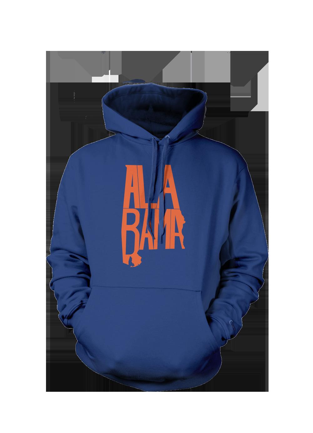 Alabama Stately Hooded Sweatshirt