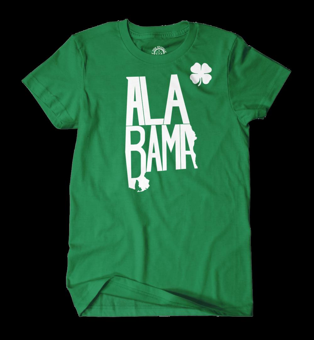 Alabama Stately St. Patrick's Day Collection