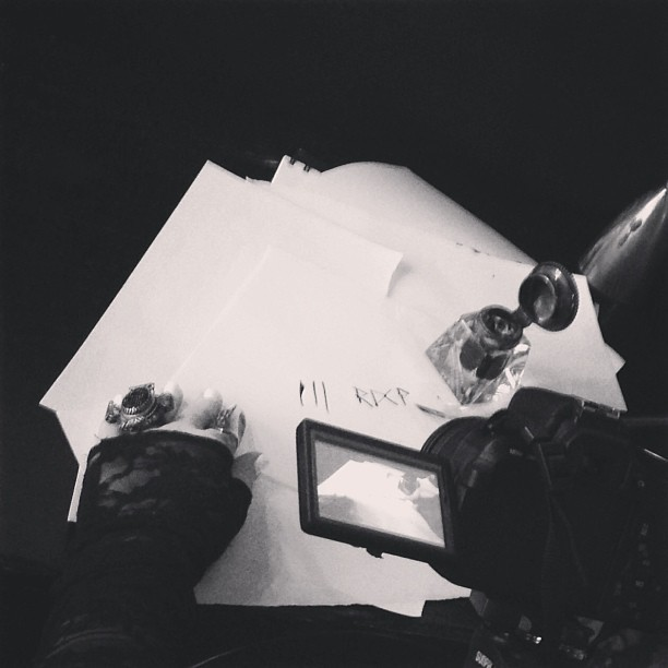speed » promo videos in action. get ready. #theorder #limitless #quill #ink #action #film